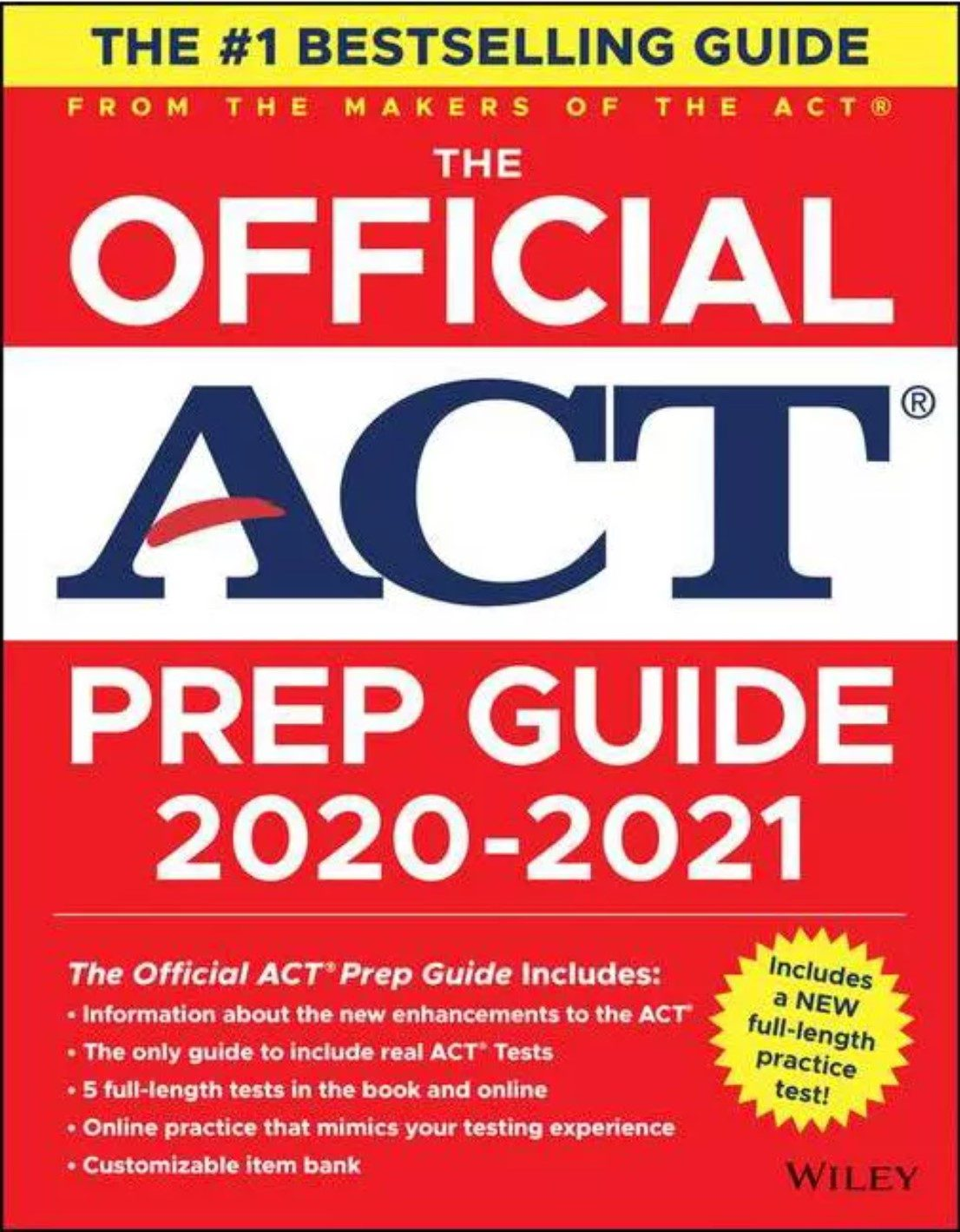 ACT Official Prep Guide